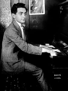 Irving Berlin, 1906