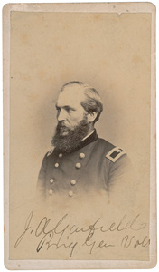 General James A. Garfield