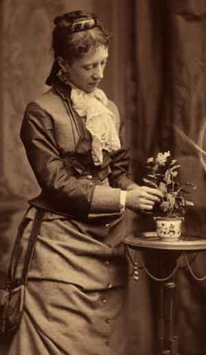 Harriet Ward Foote Hawley