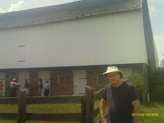 McPherson Barn, Gettysburg