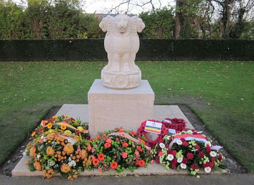 A tribute to Indians who served the British Empire in the Great War