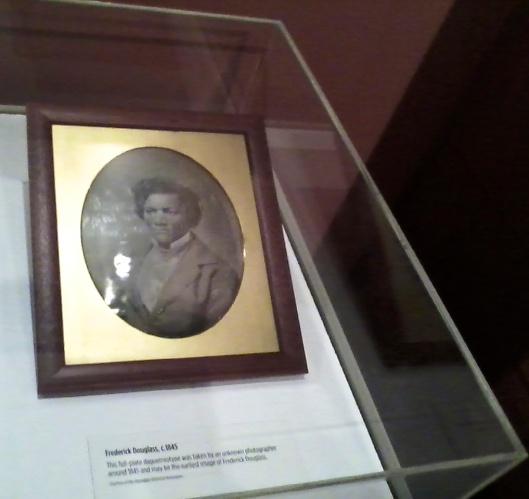 Frederick Douglass, circa 1845