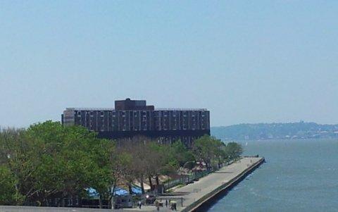 Old Coast Guard barracks