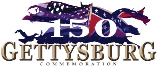 Gettysburg 150 logo