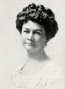 Mary Hilliard Hinton (1869-1961), Midway Plantation matriarch, as she was in 1914