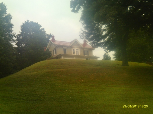 Cedar Hill, the home of Frederick Douglass