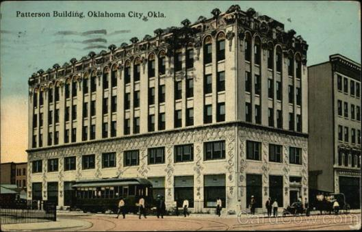Patterson Building Oklahoma City, OK