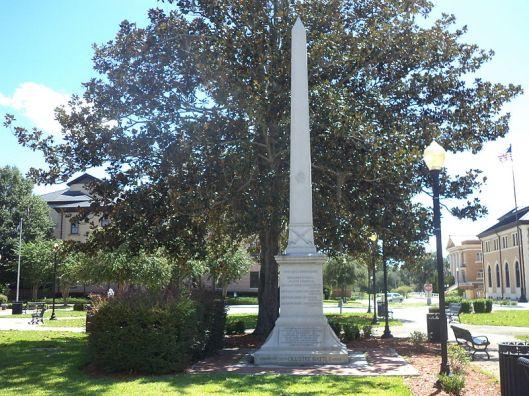 Olustee_Park_Olustee_Battle_Monument