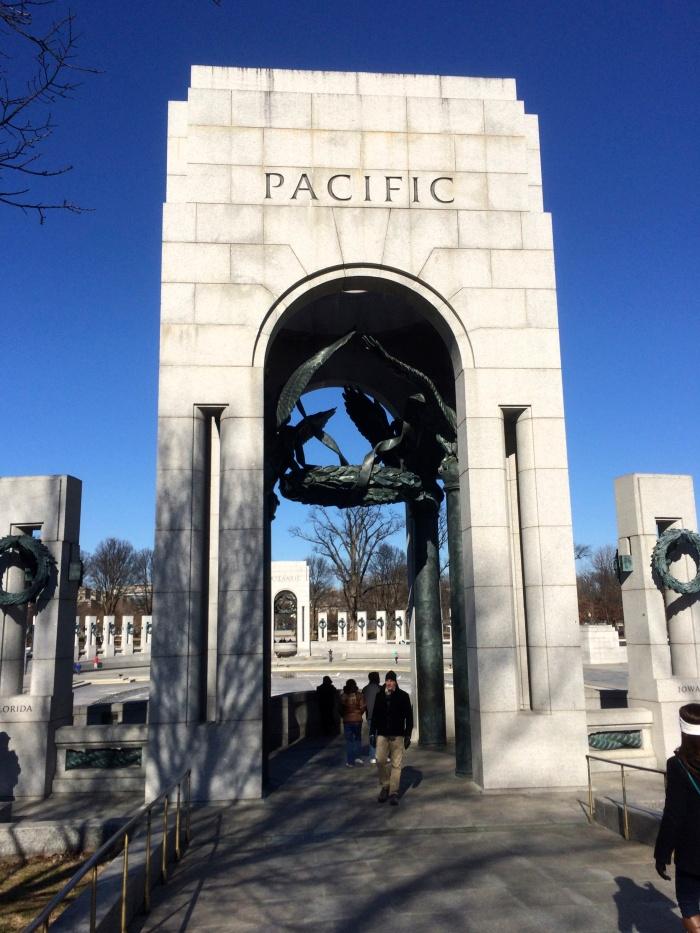 WW2 Memorial, National Mall