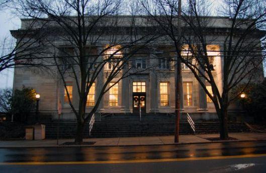 Gettysburg Federal Building