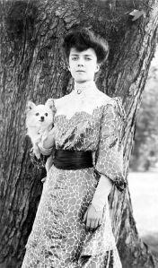 Alice Roosevelt as she was in 1902