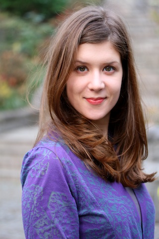 author Rebecca Behrens