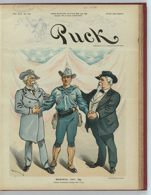 Puck magazine, 1899 May 31