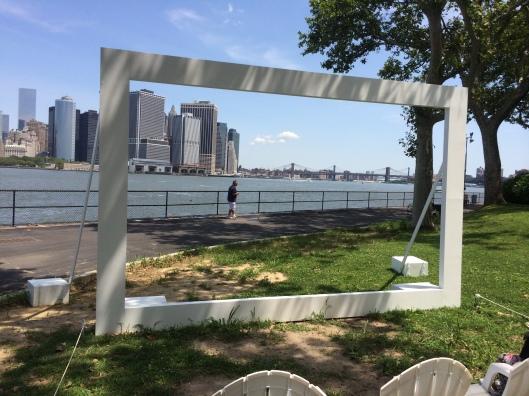 Framing New York