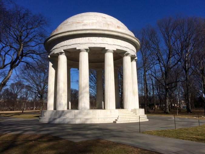 The District of Columbia War Memorial