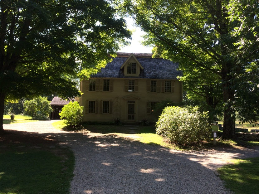 Concord's Old Manse