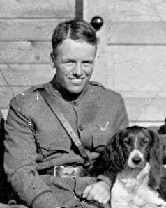 Lieutenant Quentin Roosevelt