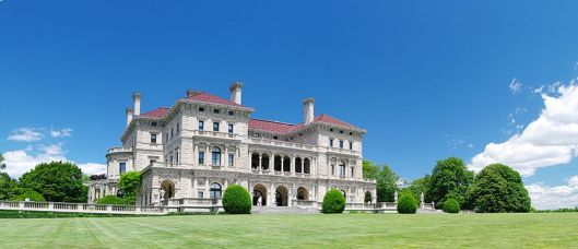 1910 image of The Breakers, Newport, Rhode Island
