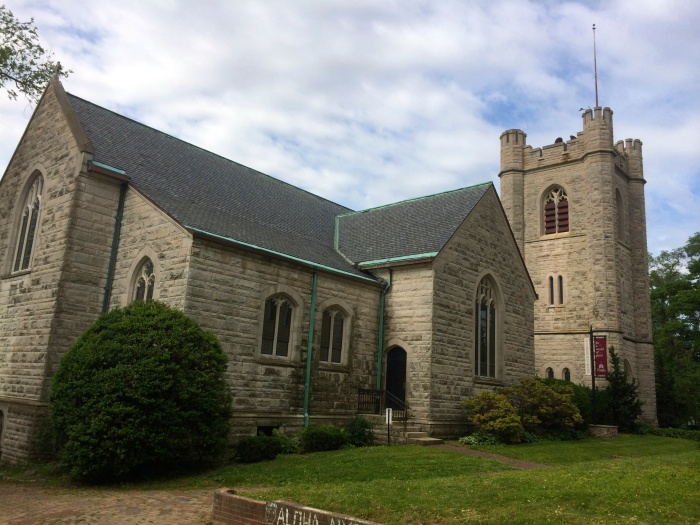 the Chapel of St. Cornelius the Centurion