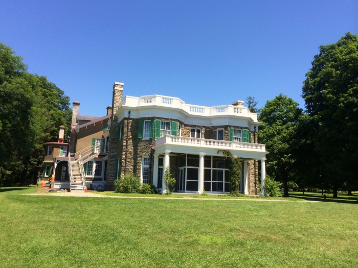 Springwood: the birthplace and home of Franklin Delano Roosevelt, Hyde Park, New York