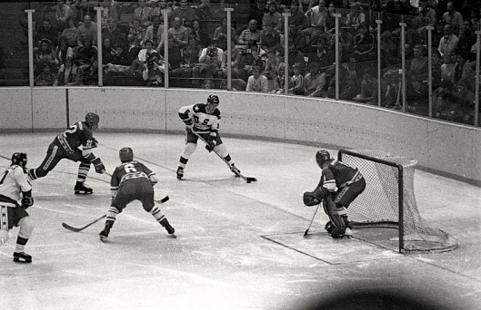 The USA-USSR medal game: 22 February 1980