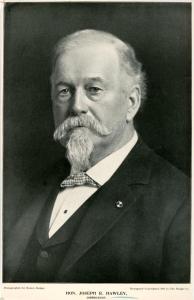 Joseph Roswell Hawley: 1826-1905