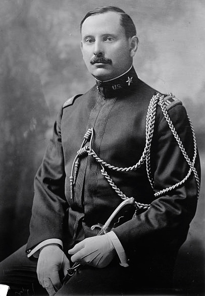 Dan T. Moore was a captain of artillery and presidential aide when he sparred with Theodore Roosevelt.