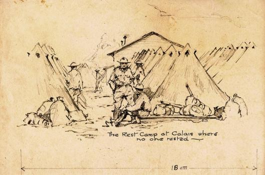 #66 Calais Rest Camp