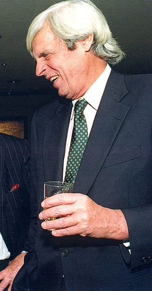 George Plimpton, founder of the Paris Review and Sidd Finch