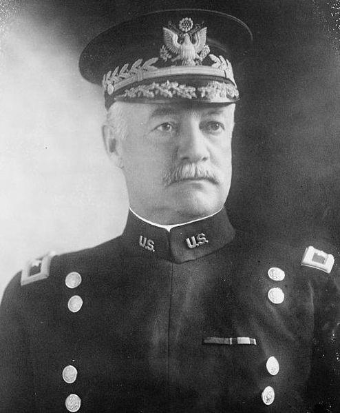 Liggett Hall on Governors Island is named after Lieutenant General Hunter Liggett.