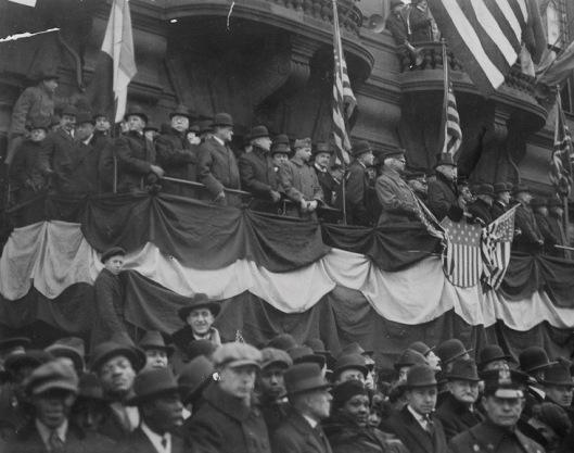 Union League Club, 1919