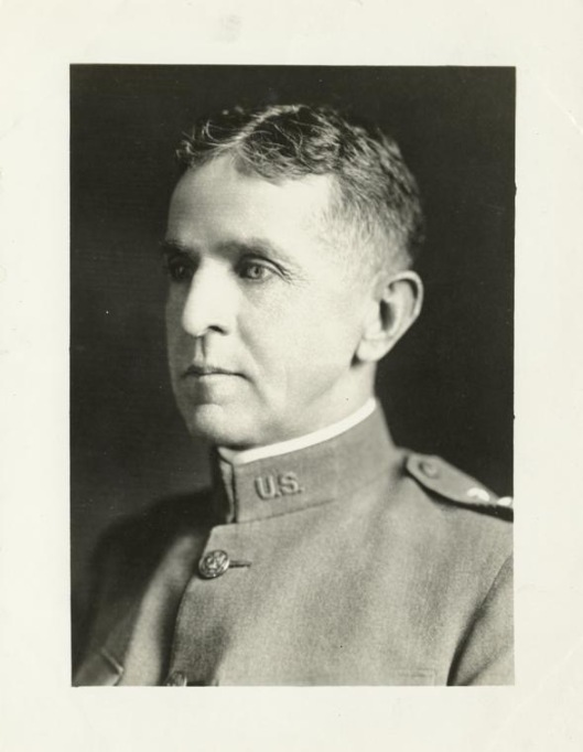 Robert Lee Bullard commanded the First Division, the Second Army, and the III Corps over the course of World War One.