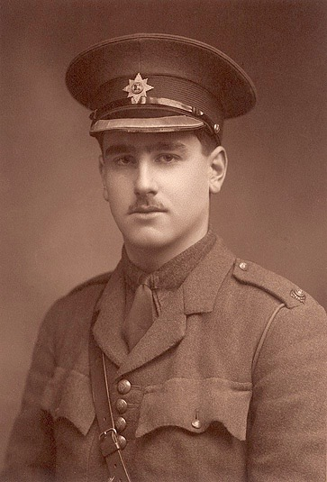 "John (""Jack"") Kipling died at the Battle of Loos 100 years ago today."