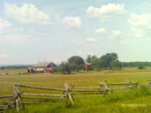 Gettysburg was one of Aunt Carol's favorite places.