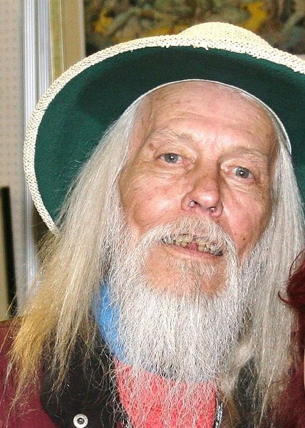 George Clayton Johnson in 2006