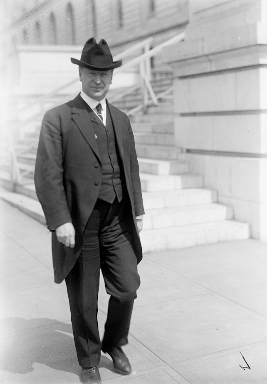 Victor Murdock (1871-1945) led a long productive life as a congressman, newspaperman, and broker. After seeing Europe first hand in 1915 and early 1916 he believed the Great War's end to be imminent.
