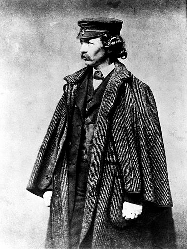 Olmsted in 1857