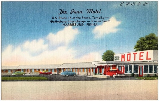 The_Penn_Motel,_U.S._Route_15_at_the_Penna._Turnpike_--_Gettysburg_Inter-change_--_5_miles_south,_Harrisburg,_Penna_(89308)