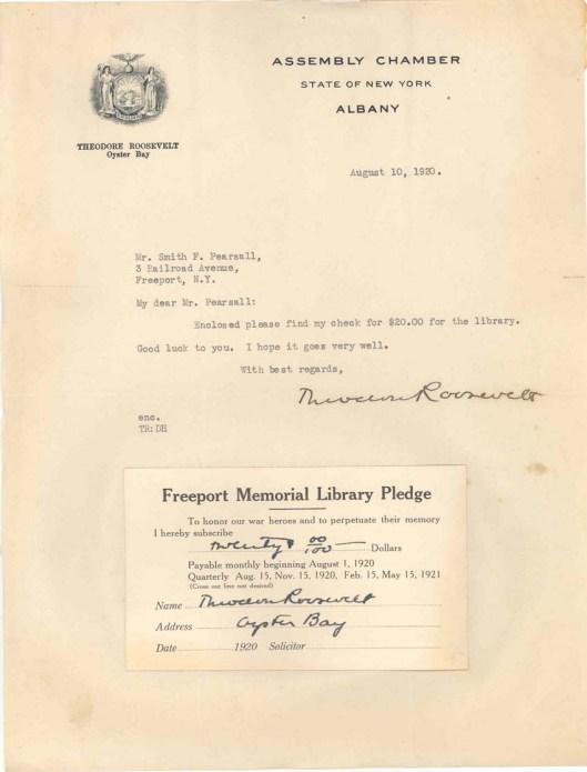 troosevelt-letter