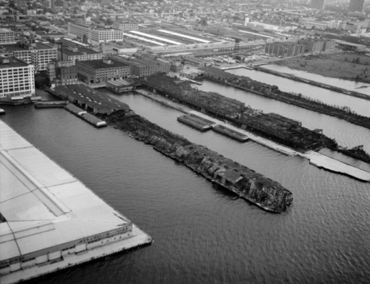 Brooklyn's Bush Army Terminal was integral to the war effort.