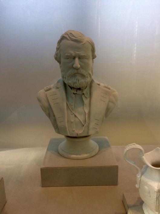 U.S. Grant bust, Met Museum