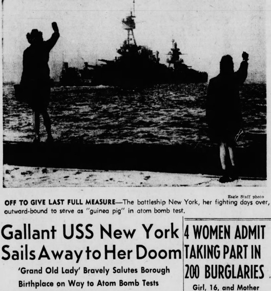 Brooklyn Daily Eagle, 25 January 1946