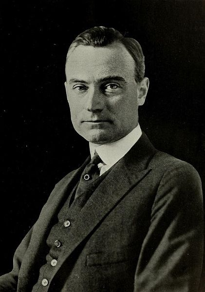 New York City mayor John Purroy Mitchel reached out to President Wilson as the president began his second term.